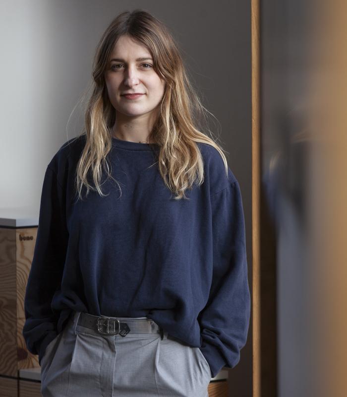 Jeanne Design Manager – Designer Global et Social Mengrov Lyon
